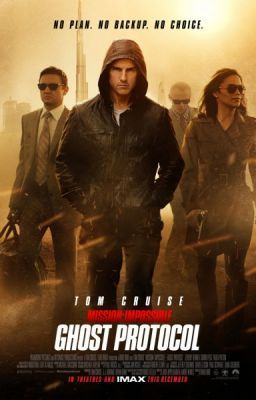 Mission Impossible : Ghost Protocol (William Brandt)