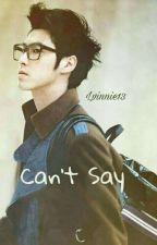 Can't say (YunJae) [END] by LVinnie13