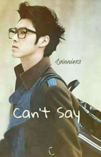 Can't say (YunJae) [END]