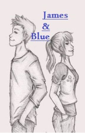 James And Blue by CrazyStupidMisfit