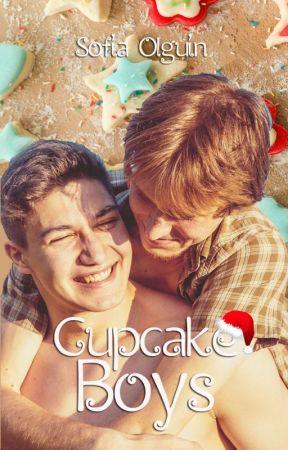 Cupcake Boys (cuento) by SofiaOlguin