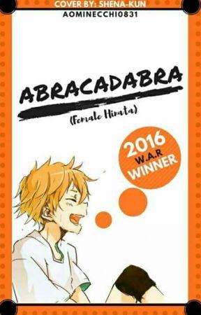 Abracadabra [Haikyuu: Fem! Hinata] by Shena-kun