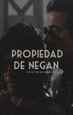 Propiedad de Negan. by justmessedup