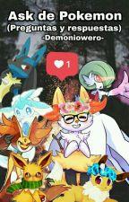 ask de pokemon (preguntas y respuestas)  by demoniowero
