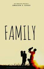 AMACon 3: Oikos - Family by AMACON_Writers