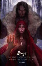 Le petit chaperon rouge et le grand mechant loup. by Moiiraah