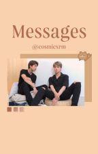 Messages •Namjin• by SHELIKEJOON