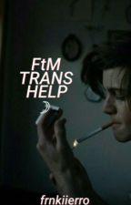 FtM Trans Help by hyojongloves