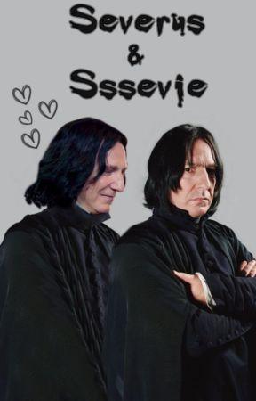 Severus x Sssevie by Esarina