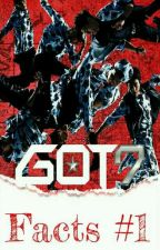 ⏩GOT7 FACTS #1⏪ by Dlstmxkakwldrl-