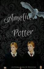 Amelia Potter by AlbaMMedina