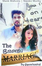 MANAN FF: THE BROKEN MARRIGE by gazalazahid