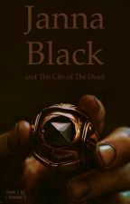 Janna Black and The Black Stone of the forest by J_Charlus_S