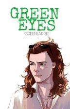 Green Eyes   l.s.   by greenlarrie