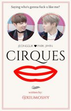 circus 👄 jikook by jinfairy