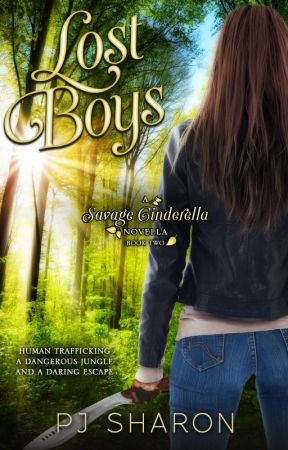 LOST BOYS (A Savage Cinderella Novella-#2) by pjsharon