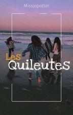 Les Quileutes Tome 1 [TERMINÉ] by MissJoPotter