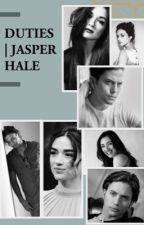 DUTIES| JASPER HALE [2] by lilyroses95