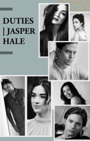 Duties | Jasper Hale [2] by lilyroses95