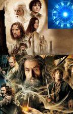 Hobbit i Władca Pierścieni zodiak by Fenkomaniak