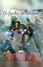 Die Aufgabe des Chronos (Percy Jackson und die Avengers FF) by Shadowdancer0001