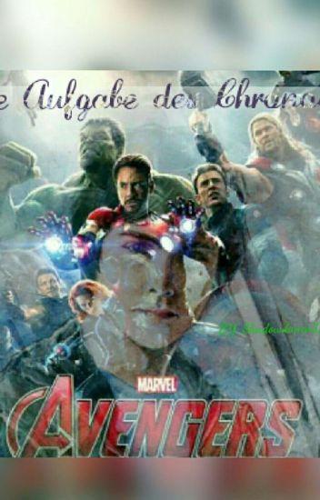Die Aufgabe des Chronos (Percy Jackson und Avengers FF) *wird bearbeitet*