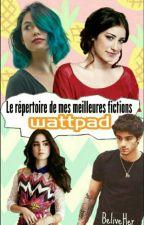 Le répertoire des meilleures fictions Wattpad by maelysssss