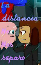 """La distancia no nos separo (2Da temp. """"Fue todo tú culpa"""" Goluh y Exorinha)  by ElPandaQueVuela"""