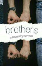 BROTHERS | DESTIEL  [PL] by casualysatan