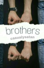 brothers // destiel [pl] by casualysatan