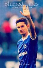 Blurred Lines / Julian Draxler by Abitlikelove