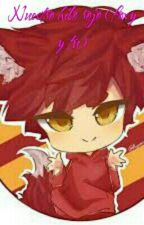 Nuestro hilo rojo(foxy y tu fnafhs) by zelda3458