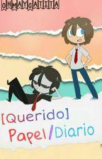 [Querido] Papel / Diario - Diario De Fred/dy [Pausada] by -BeMaiaMieyo-