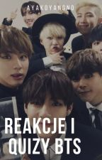 Reakcje BTS. by AyakoYangno