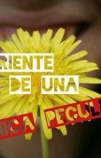 Una Vida Corriente De Una Chica Peculiar by Jaquelin_2632000