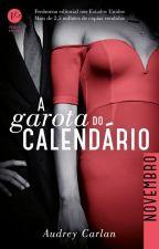 A Garota do Calendário - Novembro by ThaysGiarola