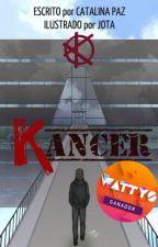 KANCER [Novela Gráfica] by Catcatalina_