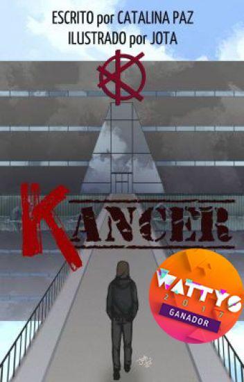 KANCER [Novela Gráfica] GANADORA WATTYS 2017