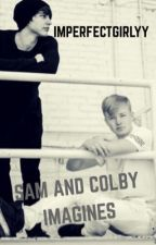 Sam and Colby Imagines [{REQUESTS CLOSED}]  by imperfectgirlyy
