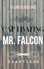 Captivating Mr. Falcon  by Hxartlxss