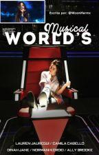 Musical World's - Camren by MoonHarmx