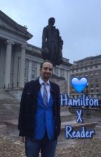 Hamilton x Reader by chxvrolet