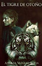 El tigre de otoño by AndiiVazquez