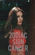 Zodiac Sign Cancer by WHYNOT00001