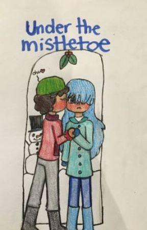 Under the mistletoe  (Terminada) by littlecreativity