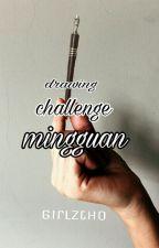 Drawing Challenge Mingguan by shijrxx