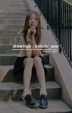 Random Drawings ;  @kimchi_soo by kimchi_soo