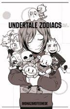 Undertale Zodiacs by BioHazardTeenEDE
