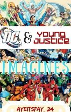 ❖DC IMAGINES [ REQUESTS OPEN ]❖ by ayeitspay_24