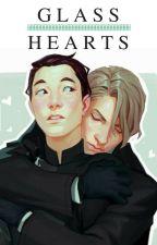 Glass Hearts ❅viktuuri❅ by viktuuriously